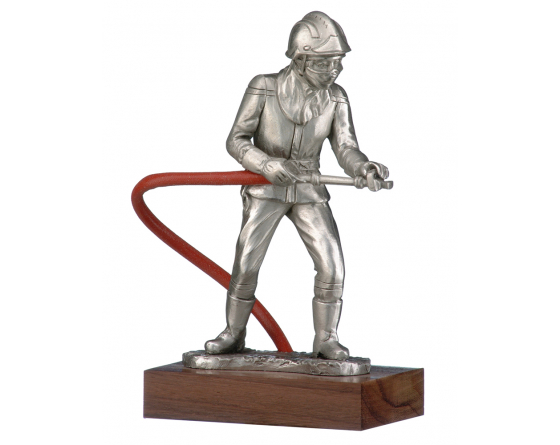 forest pewter firefighter