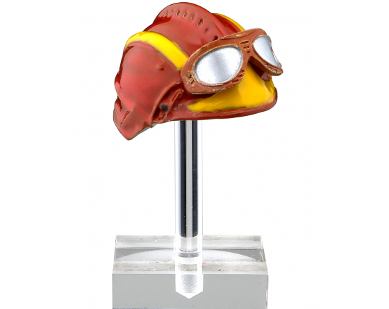 helmet pewter firefighter