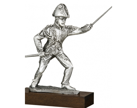 pewter Gourgaud General