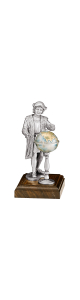pewter Christophe Colomb